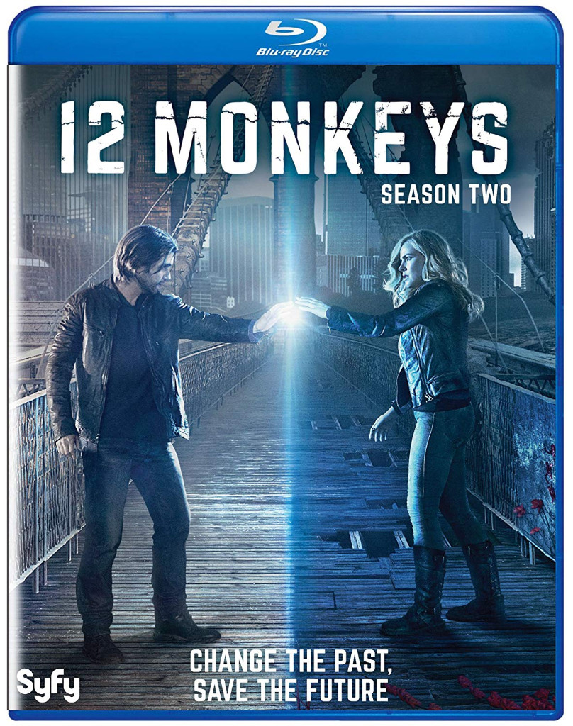 Image 0 of 12 Monkeys: Season Two [Blu-ray]