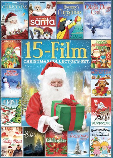 Image 0 of 15-Film Christmas Collector's Set