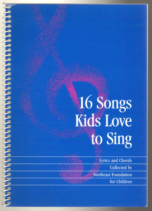 Image 0 of 16 Songs Kids Love to Sing: Book