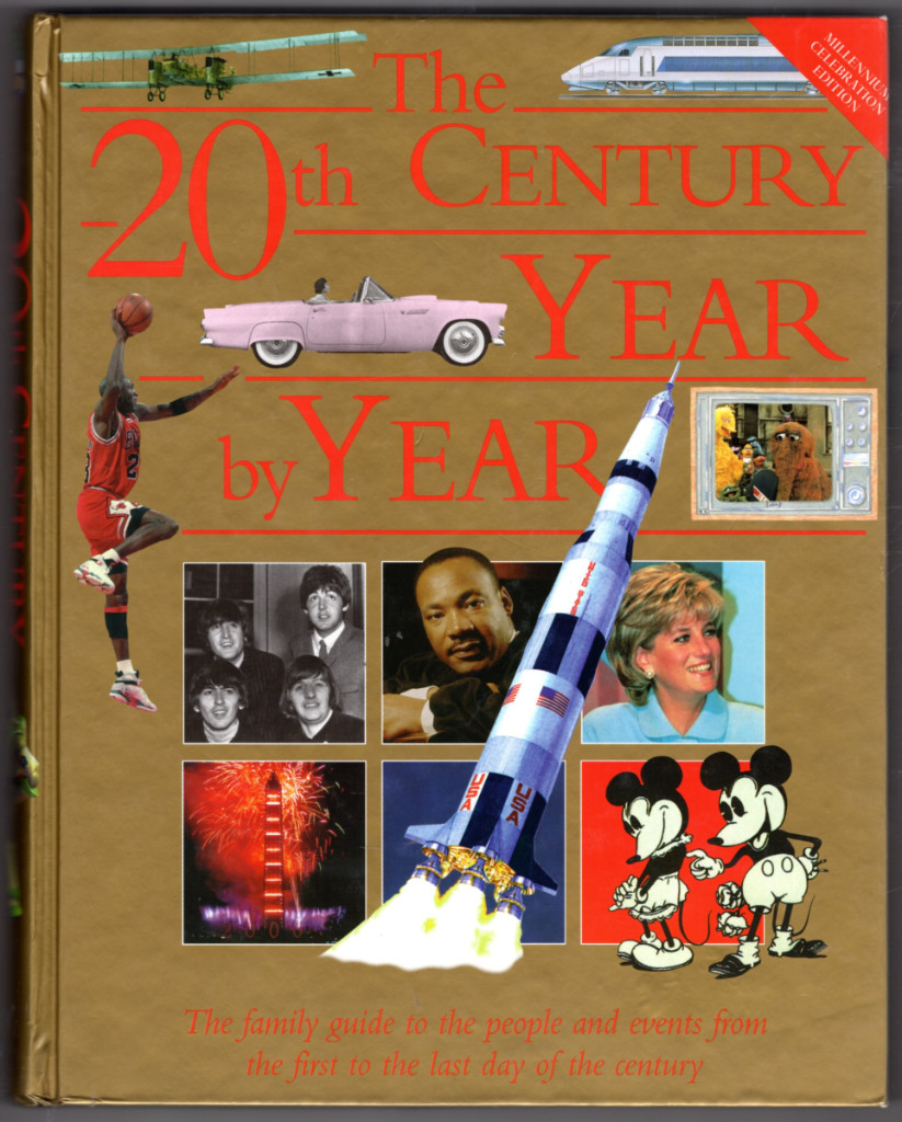 Image 0 of The 20th Century Year by Year
