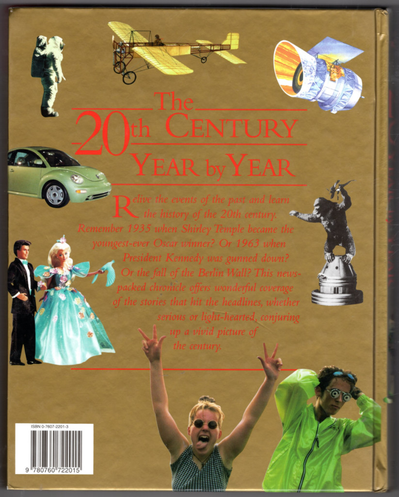 Image 1 of The 20th Century Year by Year