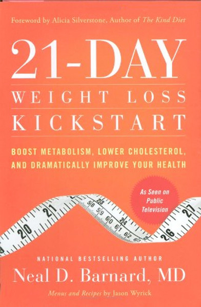 Image 0 of 21-Day Weight Loss Kickstart: Boost Metabolism, Lower Cholesterol, and Dramatica