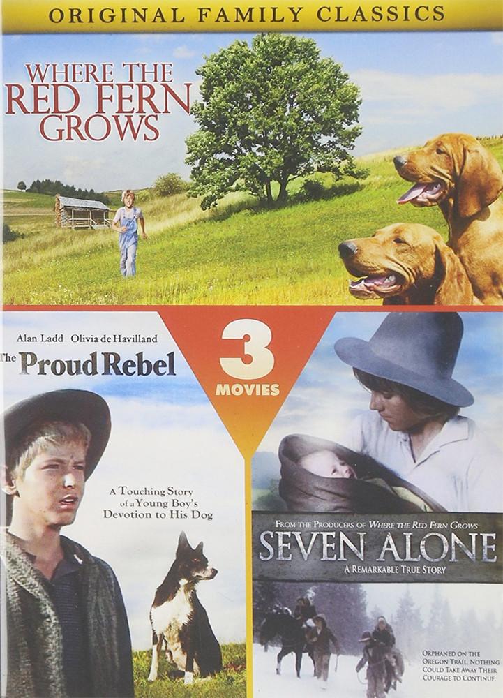 Image 0 of 3-Film Original Family Classics