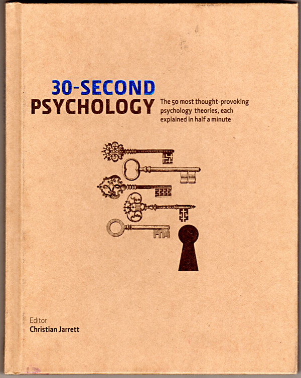 Image 0 of 30-Second Psychology