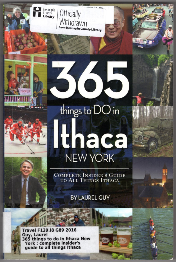 Image 0 of 365 Things to Do in Ithaca New York: Complete Insider's Guide to All Things Itha