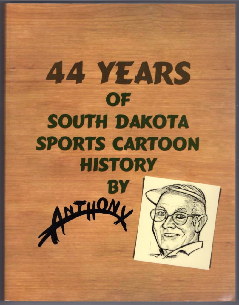 Image 0 of 44 Years of South Dakota Sports Cartoon History