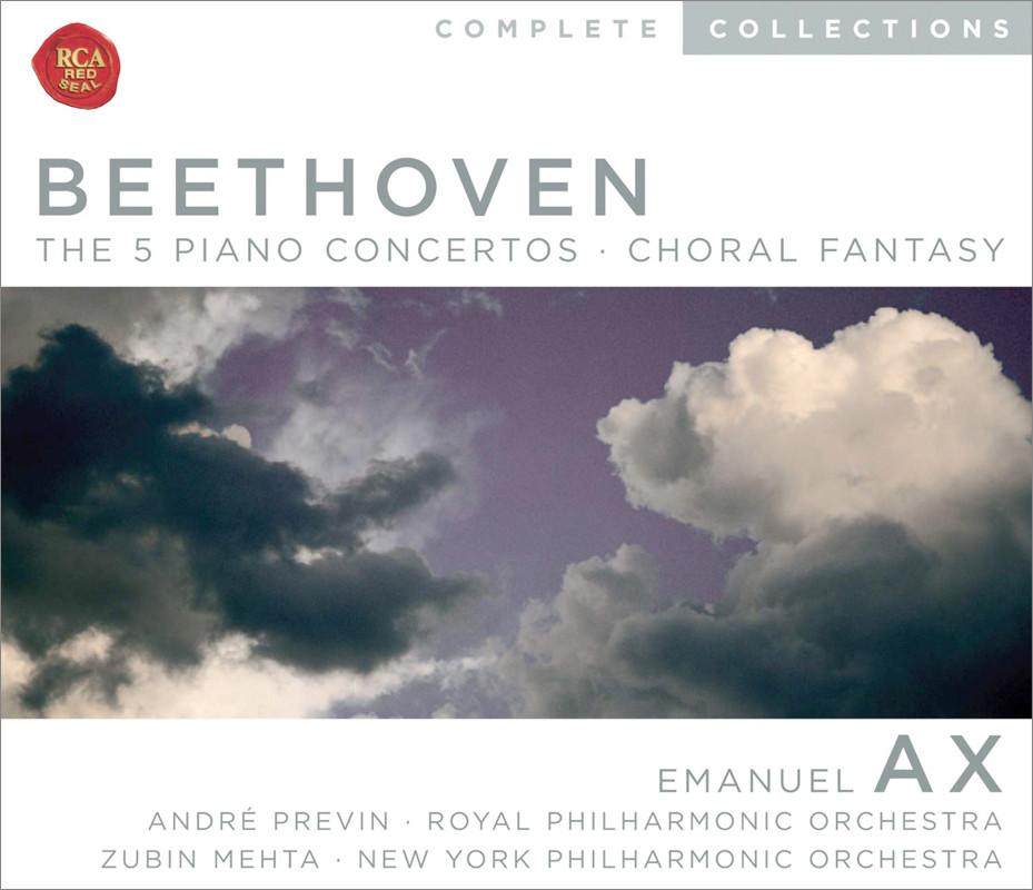 Image 0 of 5 Piano Concertos