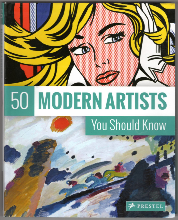Image 0 of 50 Modern Artists You Should Know