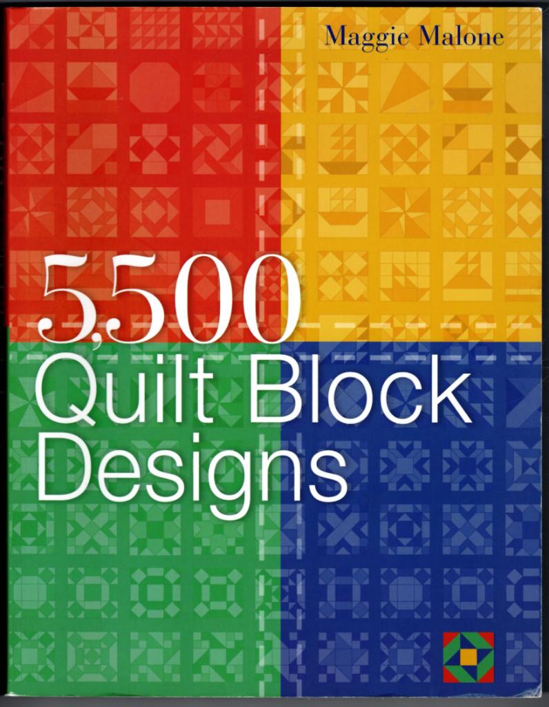 Image 0 of 5,500 Quilt Block Designs