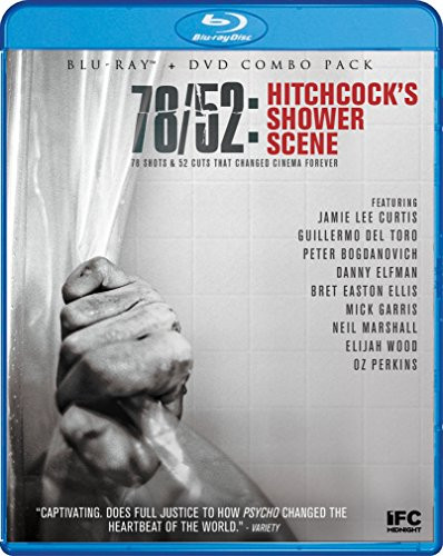 Image 0 of 78/52: Hitchcock's Shower Scene [Blu-ray Disc ONLY]