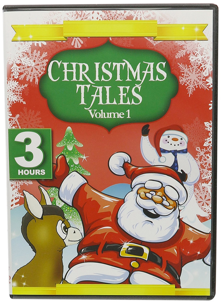 Image 0 of Christmas Classic Cartoons - Christmas Tales Vol. 1