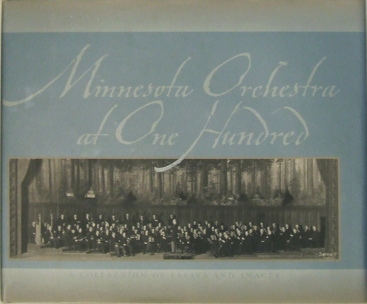 Image 0 of Minnesota Orchestra at 100