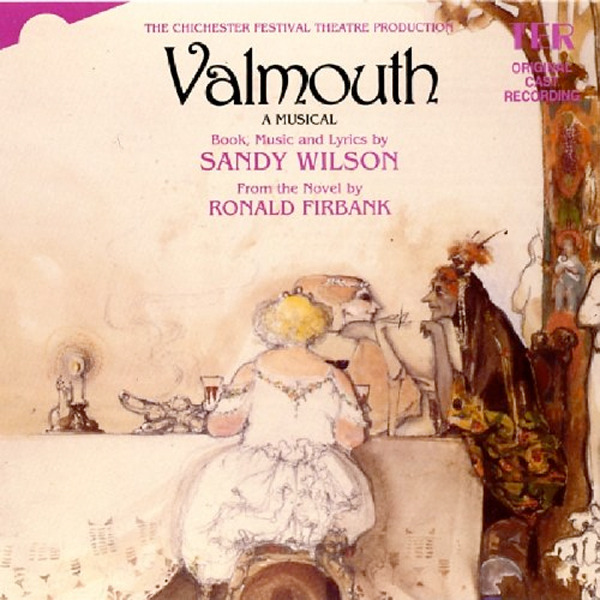 Image 0 of Valmouth: A Musical - Original Cast Recording - Chester Festival Theatre