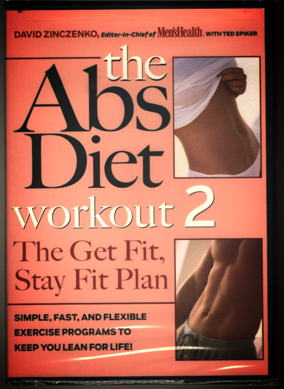 Image 0 of The Abs Diet Workout 2