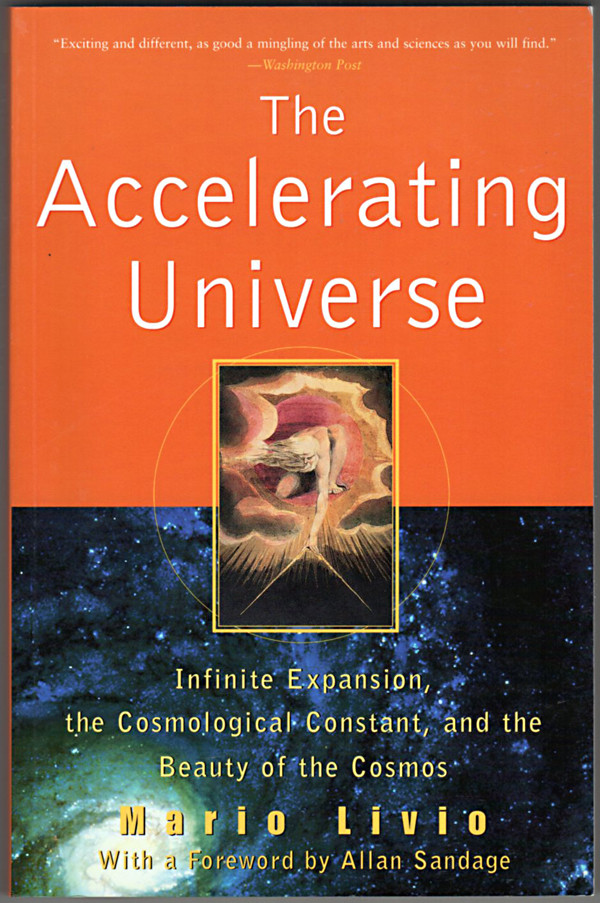 Image 0 of The Accelerating Universe: Infinite Expansion, the Cosmological Constant, and th