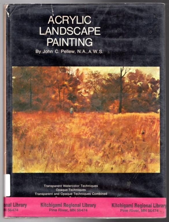 Image 0 of Acrylic Landscape Painting