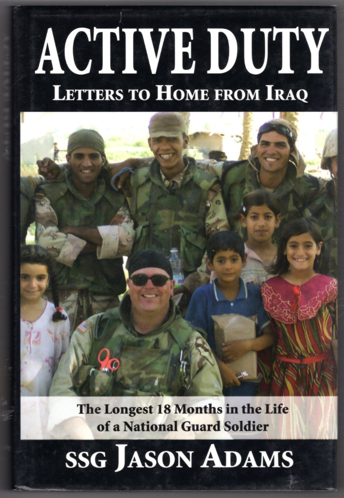 Image 0 of Active Duty: Letters to Home from Iraq