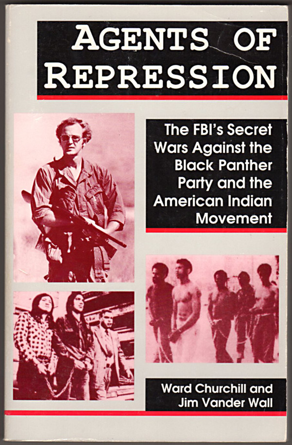 Image 0 of Agents of Repression: The FBI's Secret Wars Against the Black Panther Party and