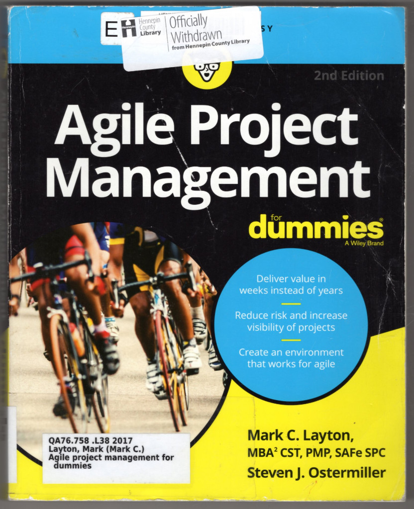 Image 0 of Agile Project Management For Dummies (For Dummies (Computer/Tech))