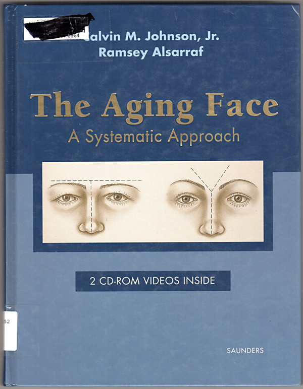 Image 0 of The Aging Face: A Systematic Approach (Book with CD-ROMs for Windows and Macinto