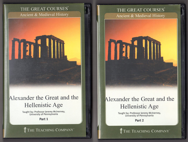 Image 0 of Alexander the Great and the Hellenistic Age (The Great Courses)