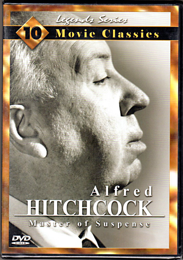 Image 0 of Alfred Hitchcock: Master of Suspense - 10 Movie Classics
