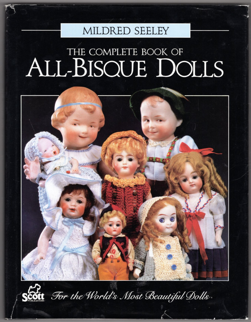 Image 0 of The Complete Book of All-Bisque Dolls