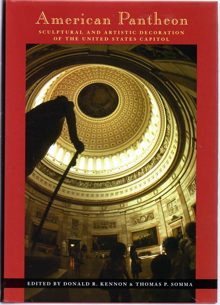 Image 0 of American Pantheon: Sculptural & Artistic Decoration Of U S Capitol (Perspective