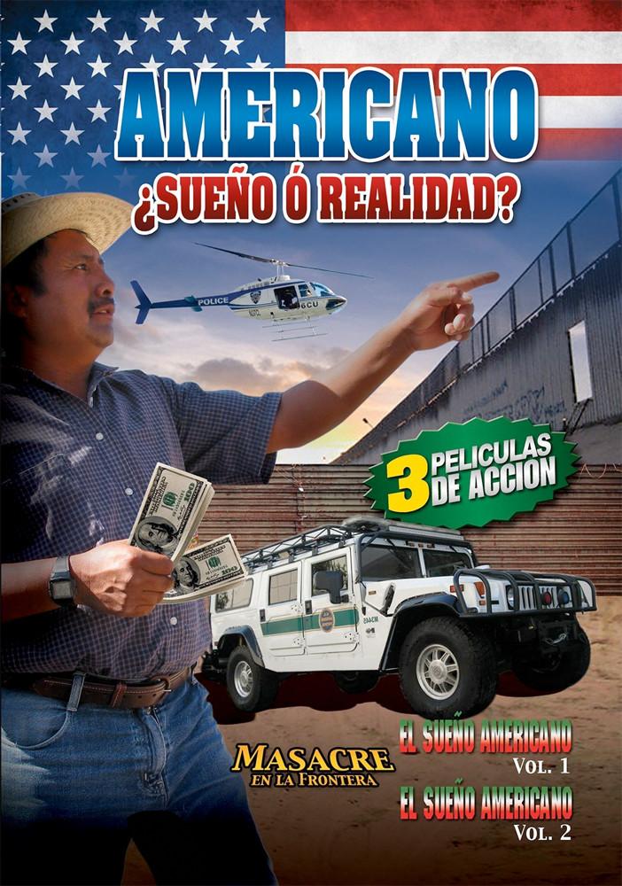 Image 0 of Americano, Sueno O Realidad?