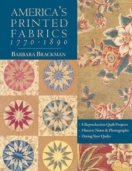 Image 0 of America's Printed Fabrics 1770-1890