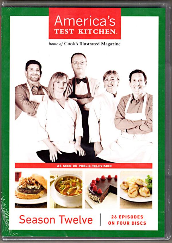 Image 0 of America's Test Kitchen Season 12