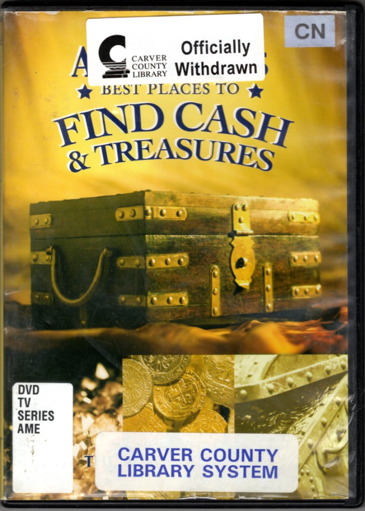 Image 0 of America's Best Places to Find Cash and Treasure