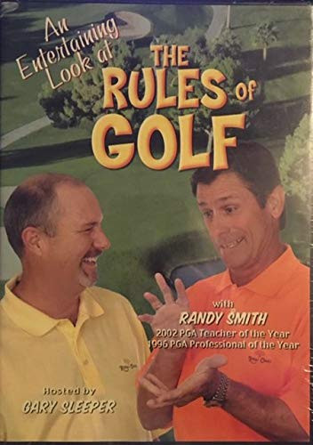 Image 0 of An Entertaining Look at the Rules of Golf DVD - With Randy Smith - Hosted by Gar