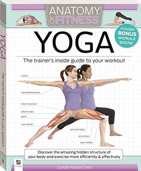 Image 0 of Anatomy of Fitness Yoga