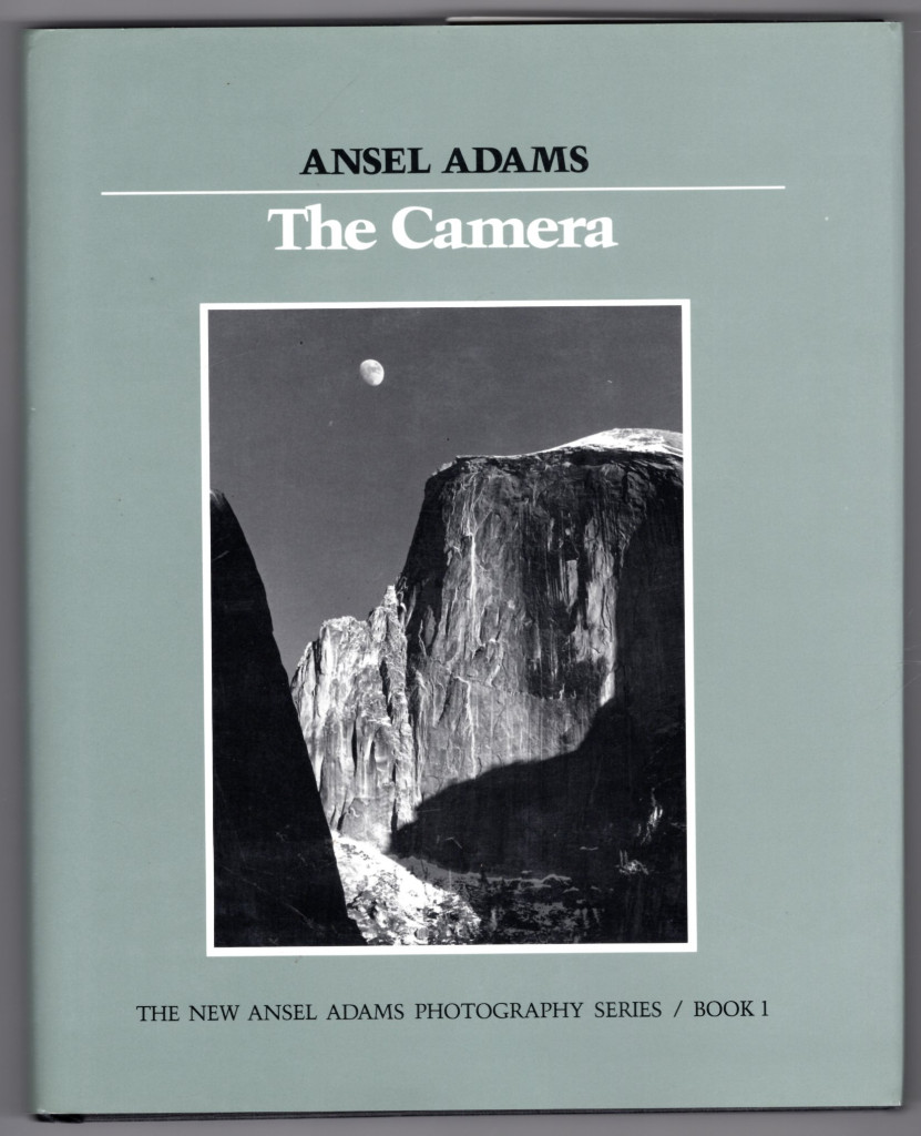 Image 0 of The New Ansel Adams Photography Series, Books 1-3