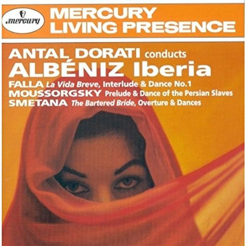 Image 0 of Antal Dorati Conducts Albeniz