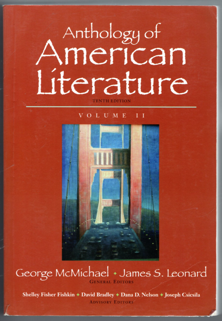 Image 0 of Anthology of American Literature, Volume II (10th Edition)