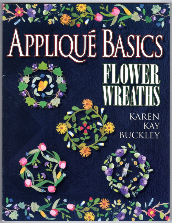 Image 0 of Applique Basics: Flower Wreaths