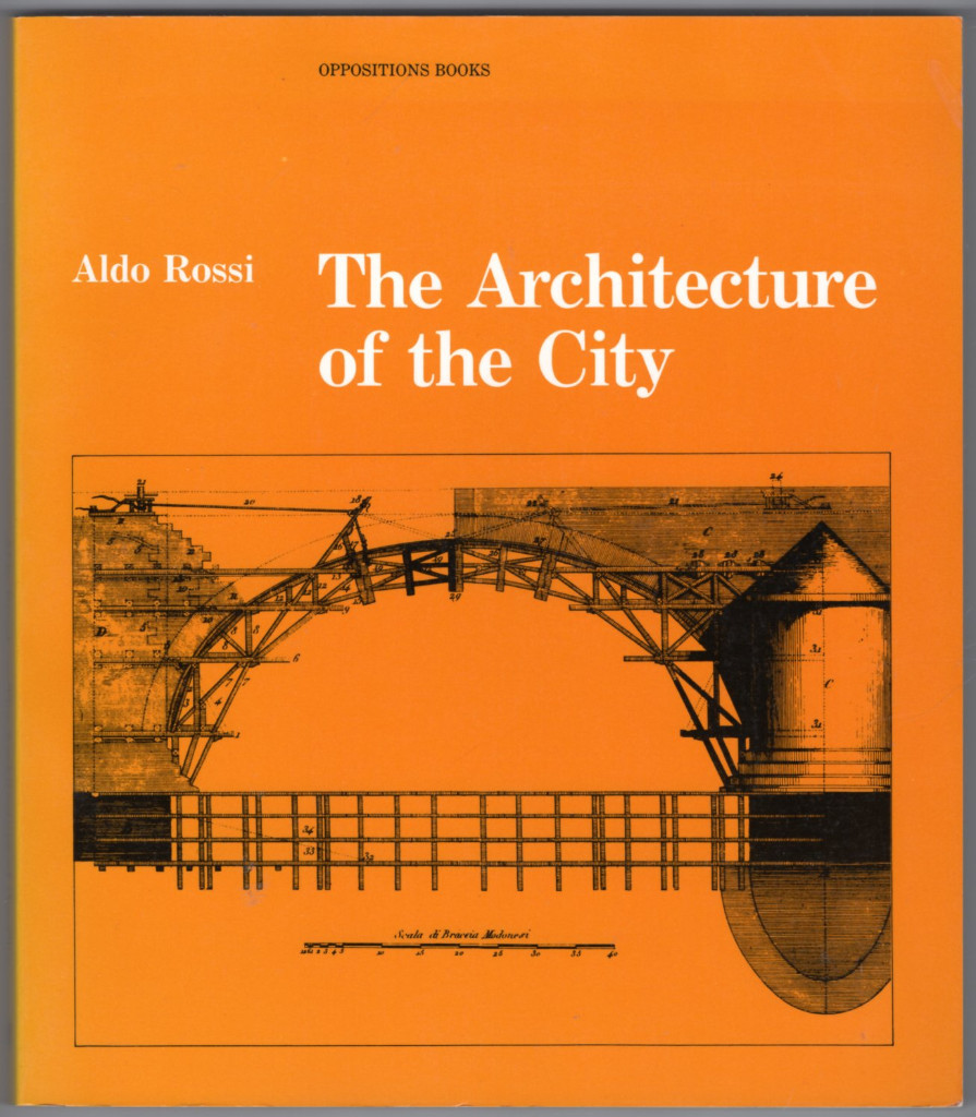 Image 0 of The Architecture of the City (Oppositions Books)