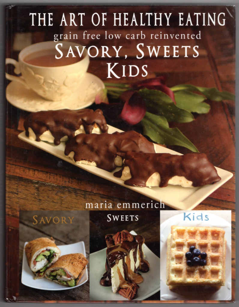 Image 0 of The Art of Healthy Eating - Savory, Sweets and Kids