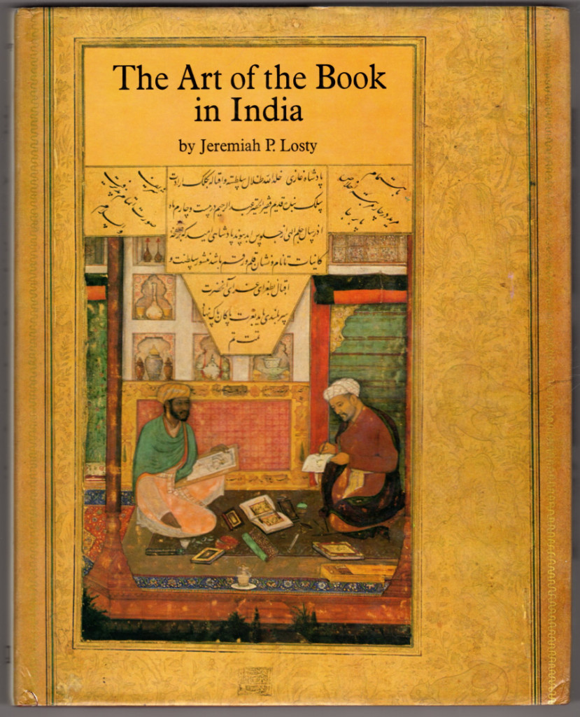 Image 0 of The Art of the Book in India