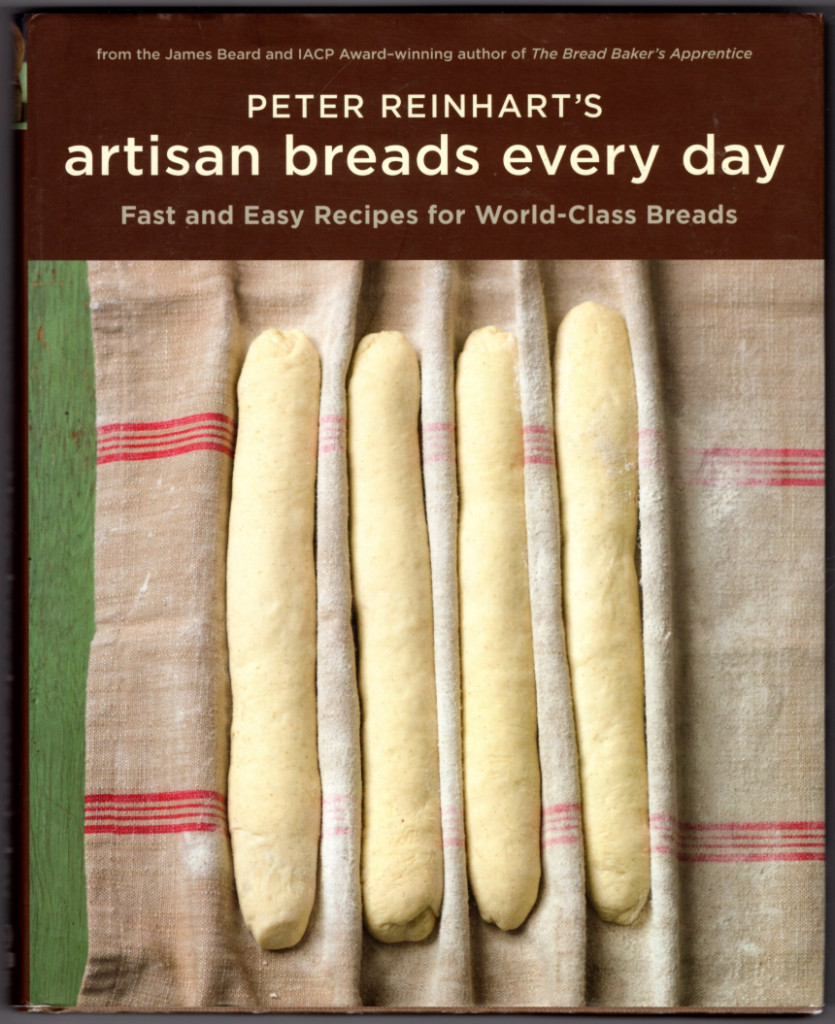 Image 0 of Peter Reinhart's Artisan Breads Every Day