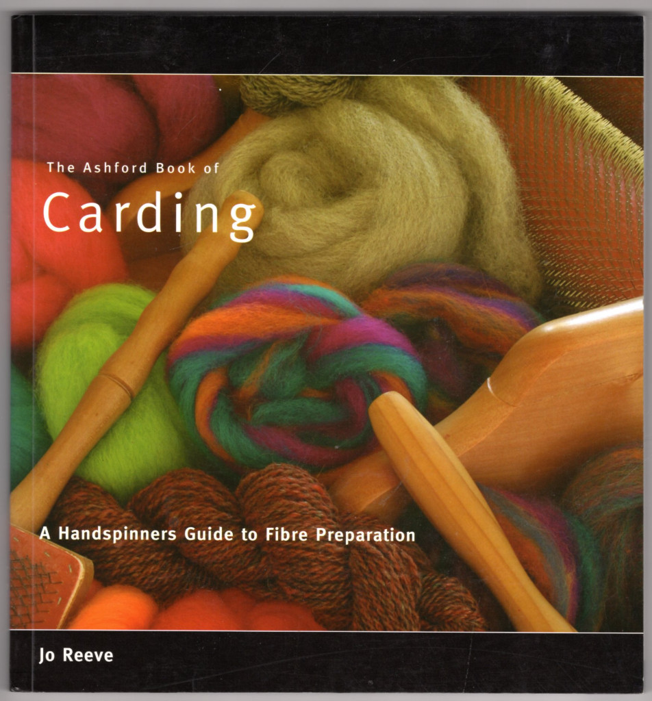 Image 0 of Ashford Book of Carding A Handspinners Guide to Fibre Preparation