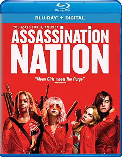 Image 0 of Assassination Nation [Blu-ray]