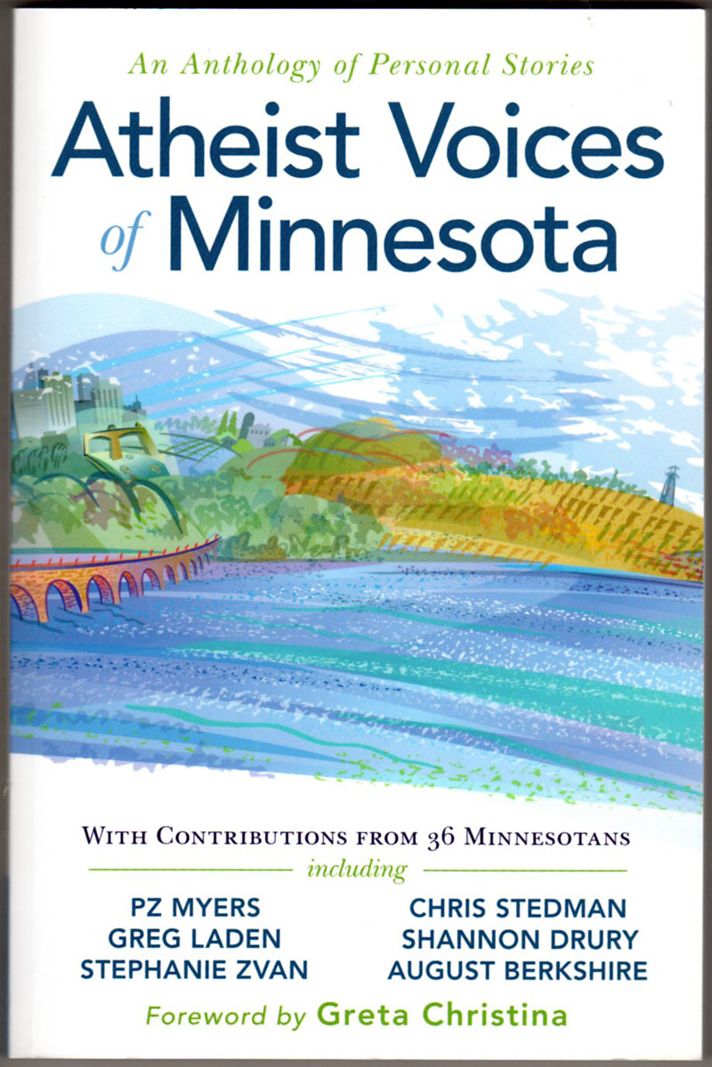 Image 0 of Atheist Voices of Minnesota: an Anthology of Personal Stories