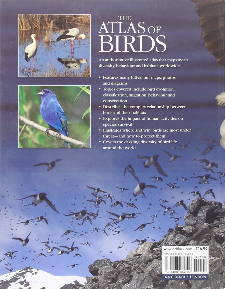 Image 1 of Atlas of Birds: Mapping Avian Diversity, Behaviour and Habitats Worldwide