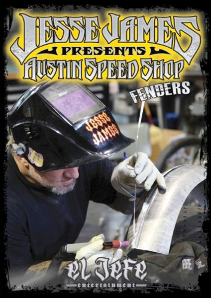Image 0 of Jesse James Presents: Austin Speed Shop - Fenders