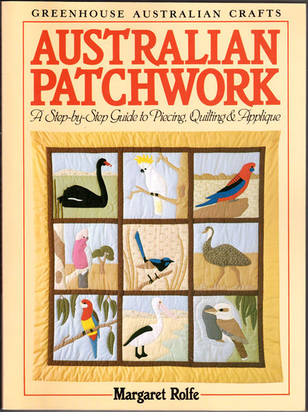 Image 0 of Australian Patchwork: A Step-by-Step Guide to Piecing, Quilting & Applique
