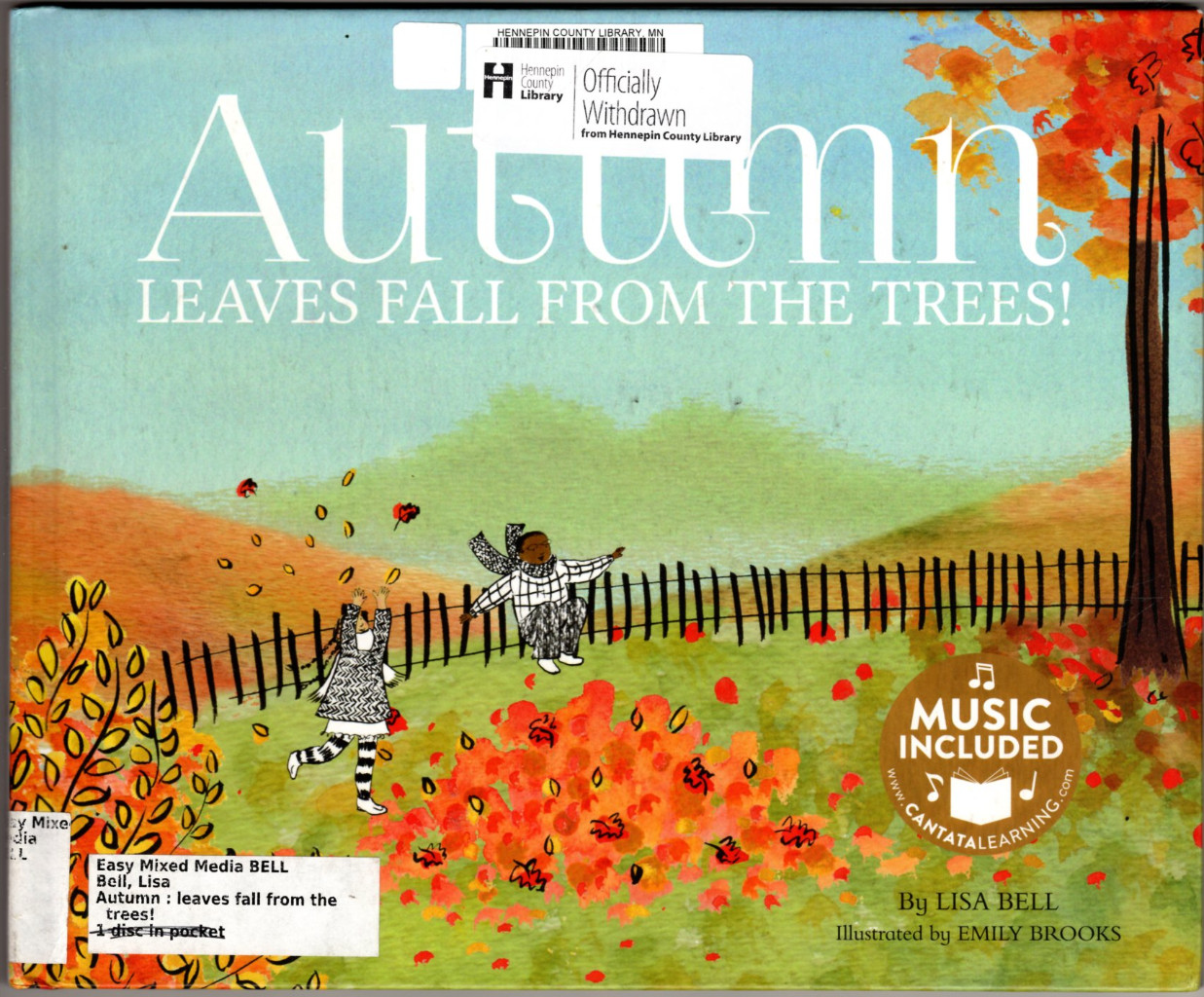Image 0 of Autumn: Leaves Fall from the Trees! (My First Science Songs)