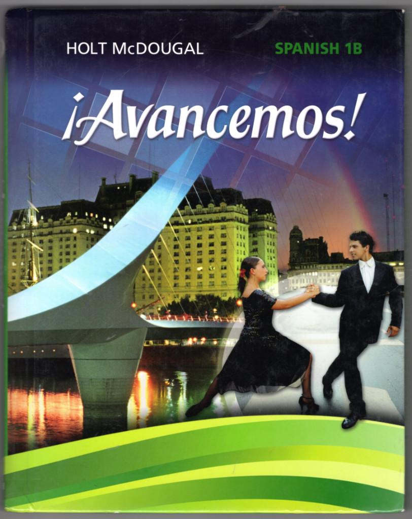 Image 0 of ¡Avancemos!: Student Edition Level 1B 2013 (Spanish Edition)